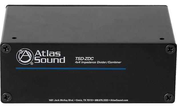 AtlasIED TSD-ZDC Light, compact and portable