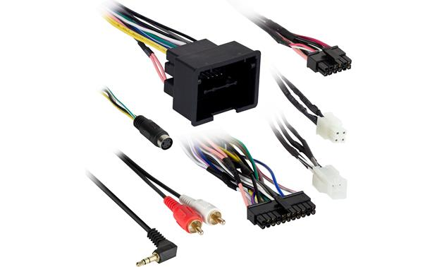 Axxess AX-ADGM04 Interface Harness Front