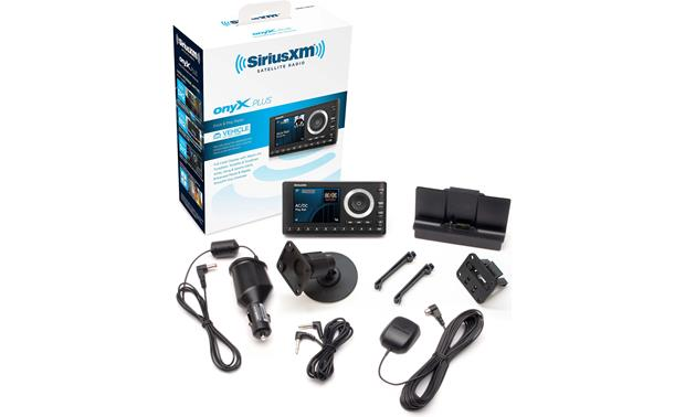 SiriusXM Onyx Plus & SXSD2 Package Complete vehicle kit