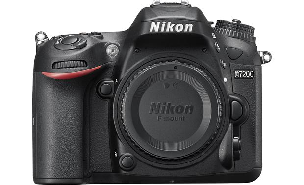 Nikon D7200 (no lens included) Front
