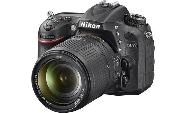 Nikon D7200 Telephoto Lens Kit