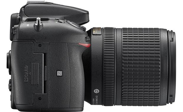 Nikon D7200 Telephoto Lens Kit Right side