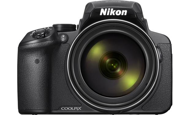Nikon Coolpix P900 Front, straight-on
