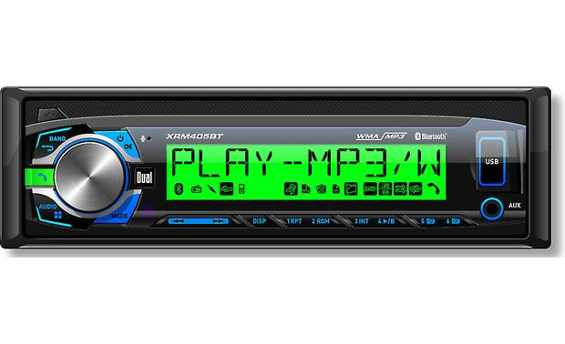 Dual XRM405BT digital media receiver