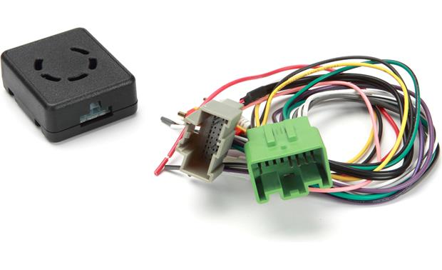 Axxess LC-GMRC-LAN-09 Wiring Interface Front