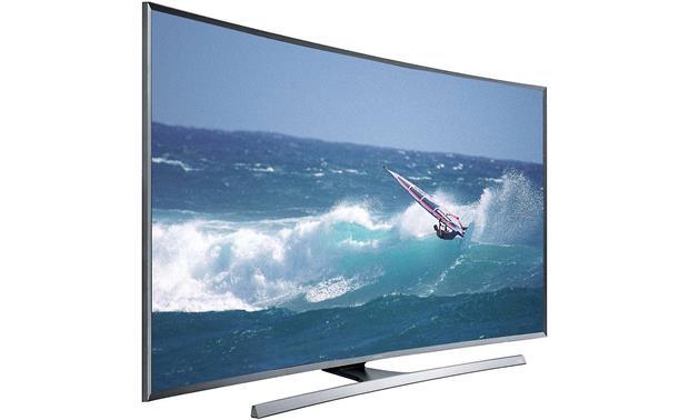 samsung un78ju7500 78 curved smart led 4k ultra hd tv at rh crutchfield com samsung uhd tv 7500 user manual Samsung Smart TV 50
