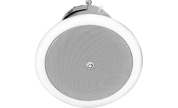 Retail Store Sound System FAP62T ceiling speaker with grille on.