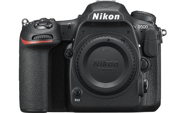 Nikon D500 (no lens included) Front