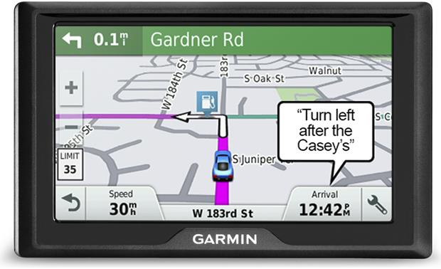 Garmin Drive™ 50LMT Real Directions