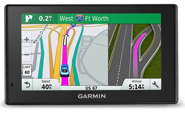 Garmin Drive™ 50LMT Lane guidance