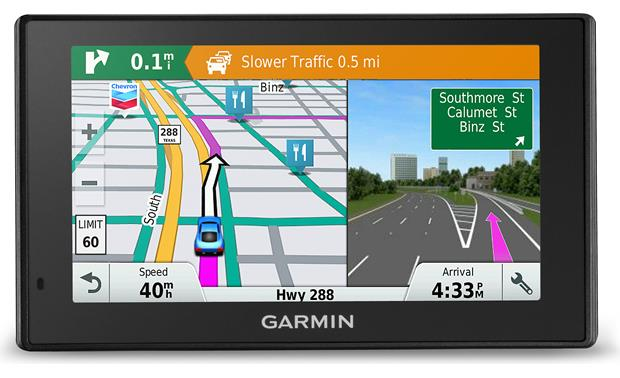Garmin Drive™ 50LMT Junction view and driver alert