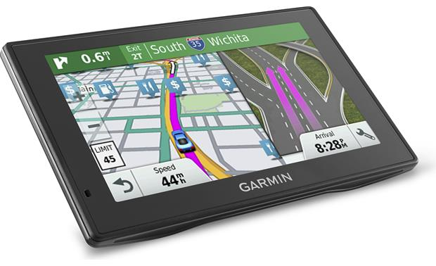 Garmin DriveSmart™ 50LMT Active lane guidance