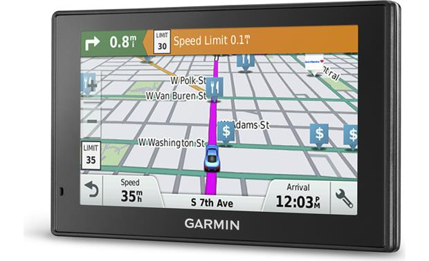 Garmin DriveSmart™ 50LMT Speed limit warning