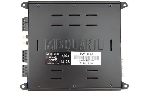 MB Quart MA1-440.4 Back