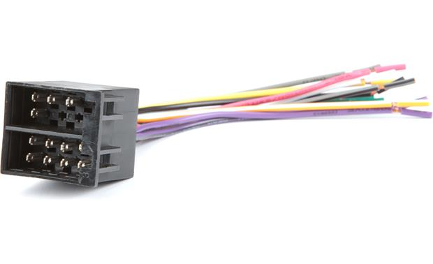 Metra 70-1784 Receiver Wiring Harness Front