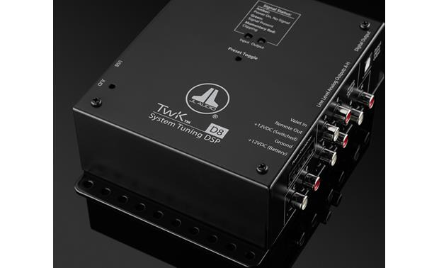 JL Audio TwK™ D8 System Tuning Processor Other
