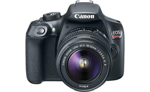Canon EOS Rebel T6 Kit Front