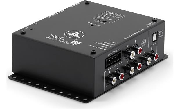 JL Audio TwK™ 88 System Tuning Processor Front
