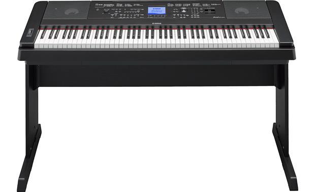 Yamaha dgx 660b 88 key ensemble digital piano with stand for Yamaha dgx 660 review