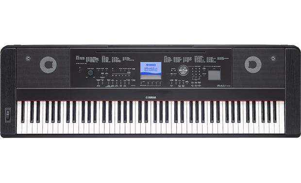 yamaha dgx 660b 88 key ensemble digital piano with stand. Black Bedroom Furniture Sets. Home Design Ideas