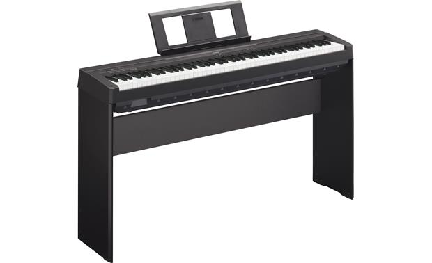 Yamaha P45B With optional stand