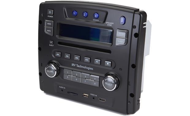 Irv Irv34 Multimedia Receiver For Rvs At Crutchfield Com