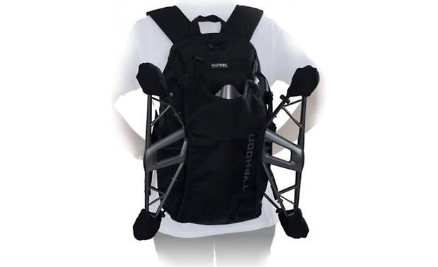 Yuneec Typhoon Backpack Carry your Yuneec Typhoon and accessories to remote locations