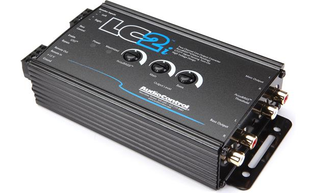 audiocontrol lc2i (black) 2 channel line output converter for adding lc2i wiring diagram  audio control lc2i wiring diagram audiocontrol lc2i front
