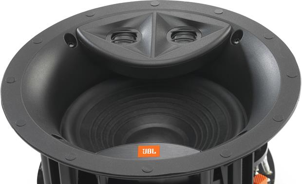 JBL Arena 6ICDT The dual-tweeter design provides stereo music playback from a single speaker
