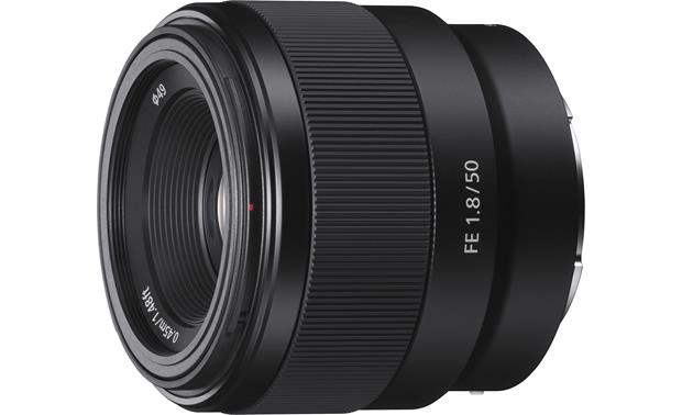 Sony Alpha SEL50F18F FE 50mm f/1.8 Front