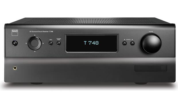 NAD T748V2 (Factory Refurbished) Front