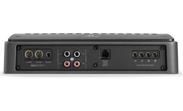 JL Audio RD500/1 Connection panel