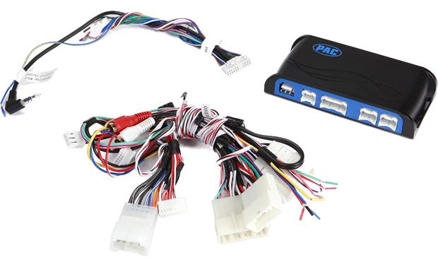 PAC RP4.2-TY11 Wiring Interface on