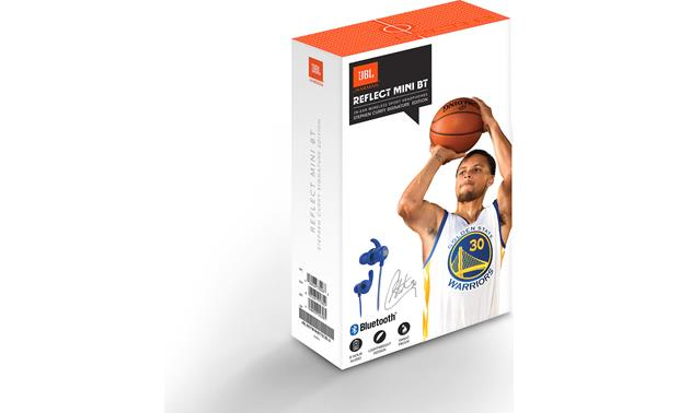 60ef15ea23e JBL Reflect Mini BT (Stephen Curry Signature Edition) Special Steph Curry  packaging