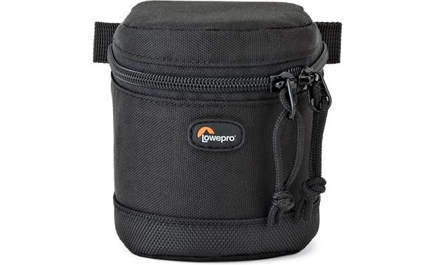 Lowepro Lens Case 7cm x 8cm Zippered closure for easy access