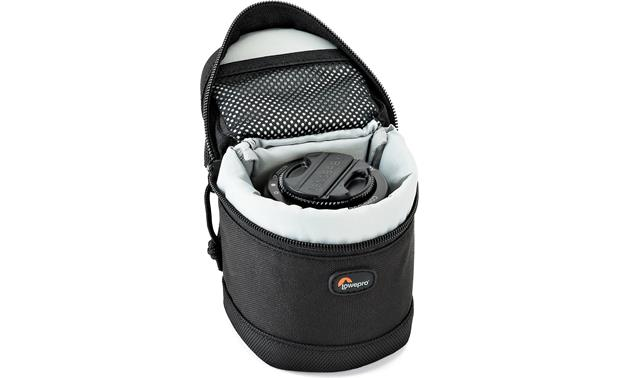 Lowepro Lens Case 7cm x 8cm Protects 7 x 8 cm lenses (lens not included)