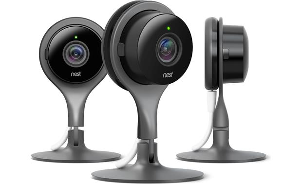 Nest Cam (3-pack) Monitor your home from your smartphone, tablet, or computer