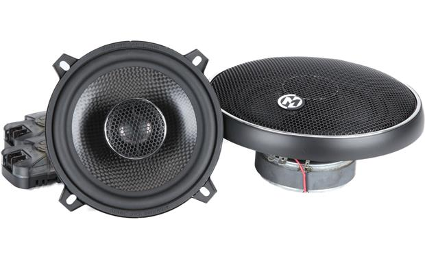 Memphis Audio 15-MCX52 Memphis Audio's MClass Series speakers give you swivel-mounted tweeters for more effective dispersal of the high range