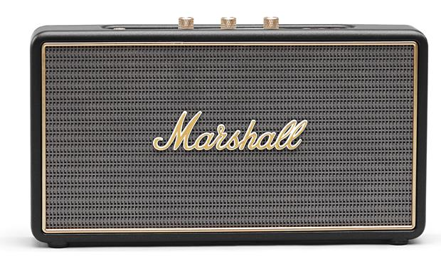 Marshall Stockwell Front view