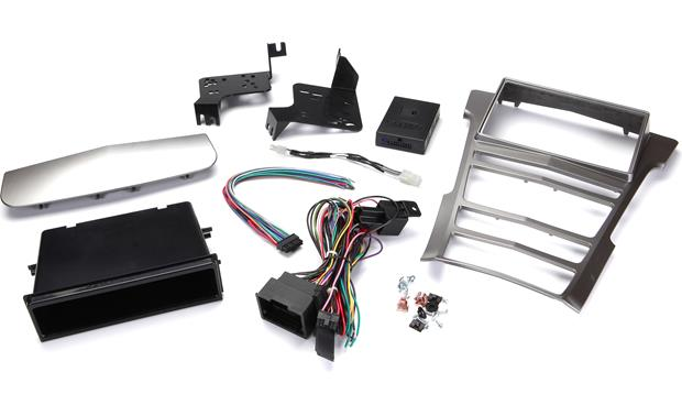 g120993018S F 1 metra 99 3018 dash and wiring kit (silver) install and connect a  at n-0.co