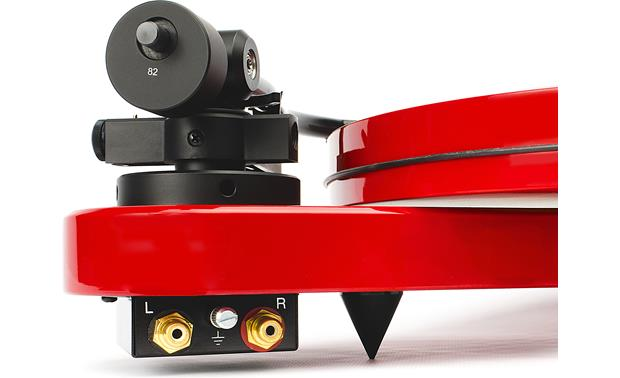 Pro-Ject RPM 1 Carbon Back (Gloss Red)