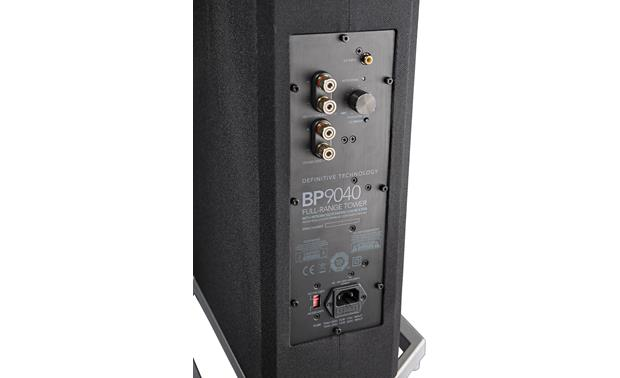Definitive Technology BP-9040 Back connection panel