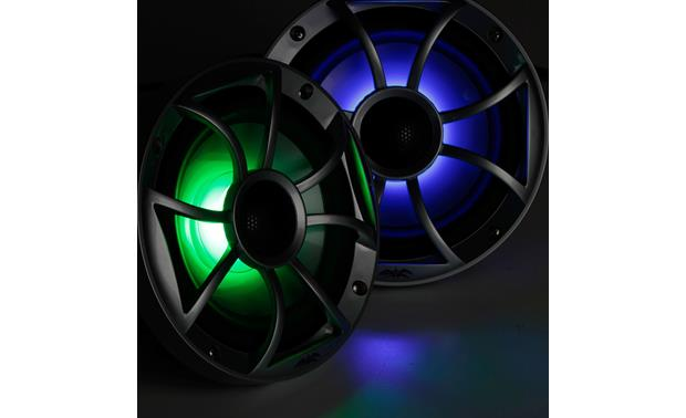 Wet Sounds XS-650-S-RGB Perfect for night cruises
