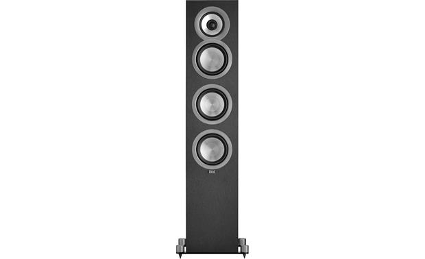 ELAC Uni-Fi UF5 Direct front view with grille removed