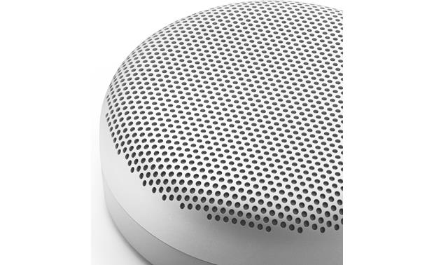 Bang & Olufsen Beoplay A1 Close-up of grille