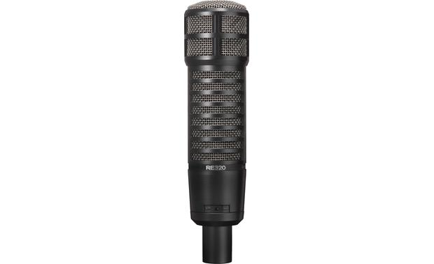 Electro-Voice RE 320 The RE 320 features two different settings - one for kick drums, and one for vocals and instruments.