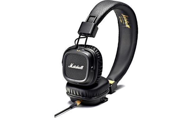 Marshall Major II Softly padded earcups and flexible padded headband