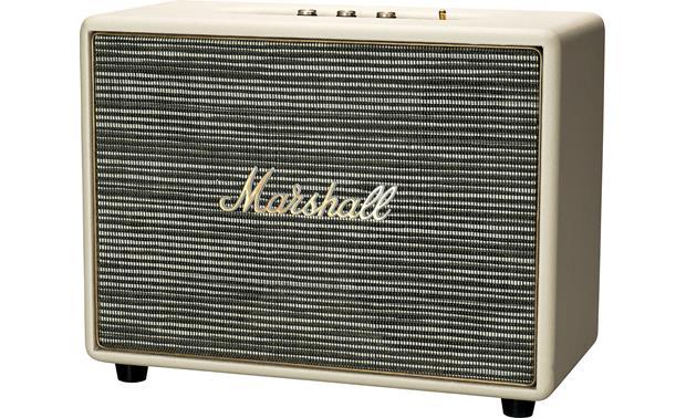 Marshall Woburn (Cream) Powered Bluetooth® speaker at Crutchfield.com 0bf4828280c20