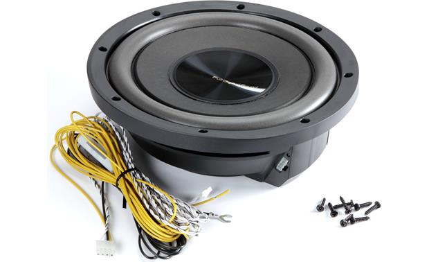 Clarion Full Digital Sound System Z25W subwoofer