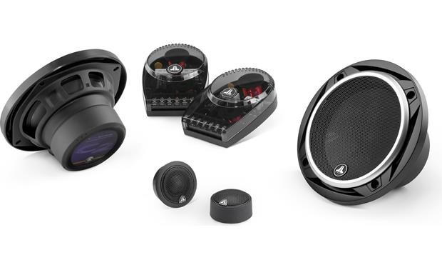 JL Audio C2-525 JL Audio component speakers are a massive step up from factory sound